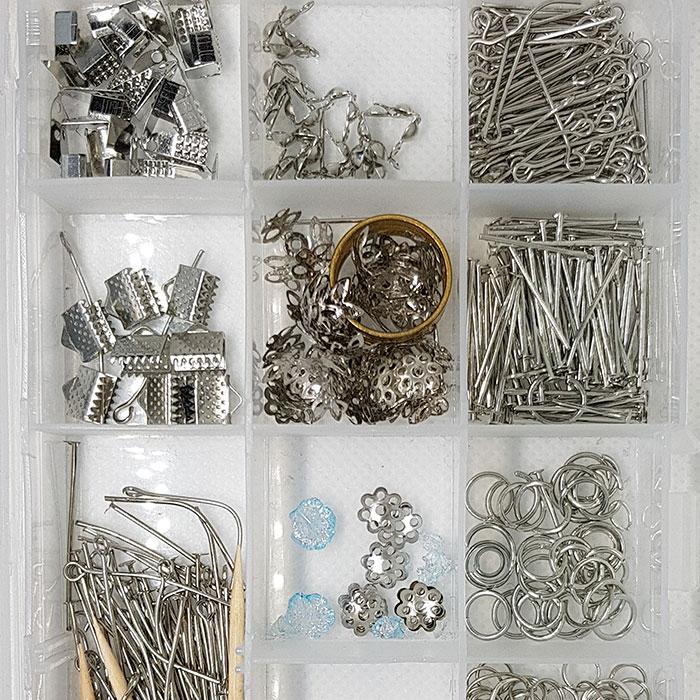 3e5495a9fb44 Materiales para bisutería - De Piedra y Cristal