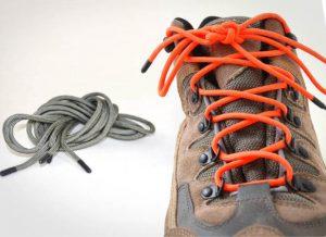 Zapato paracord de sobrevivencia