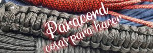 Pulsera paracord superviviente