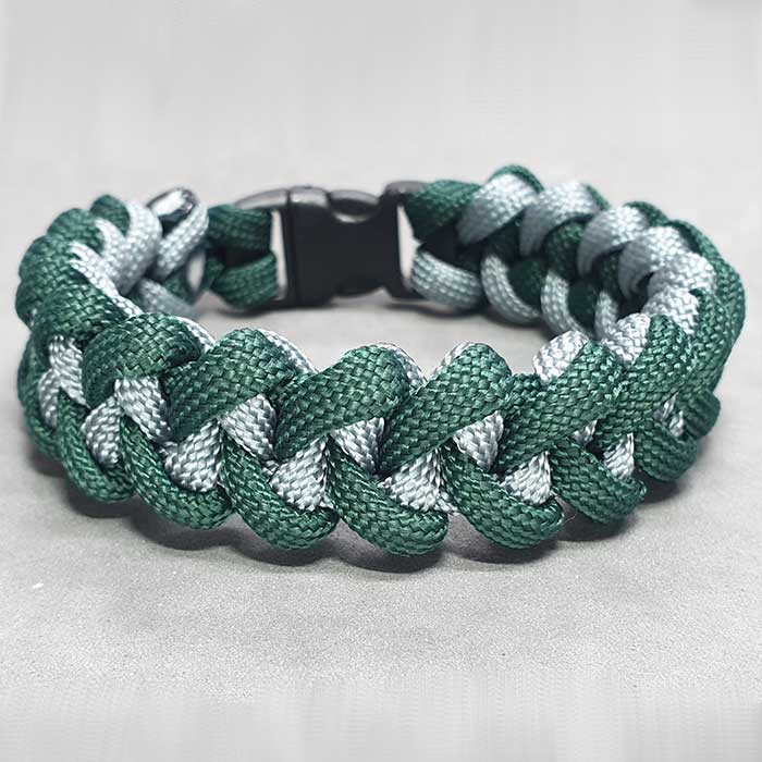 DIY Pulsera paracord Shark Jaw Bone