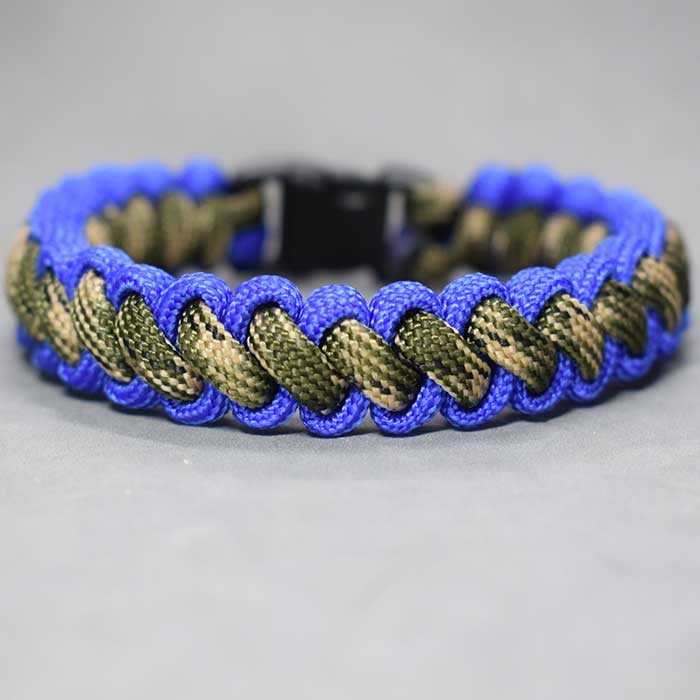 paracord Curling Millipede