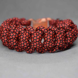 Pulsera paracord Virgo