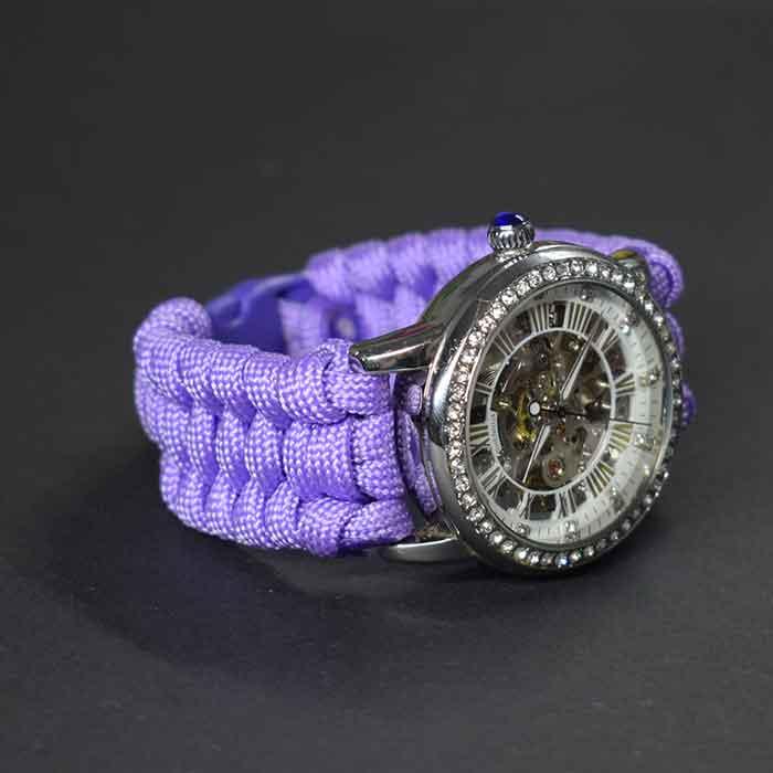 Reloj paracord trilobite