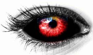pulsera roja protección mal de ojo
