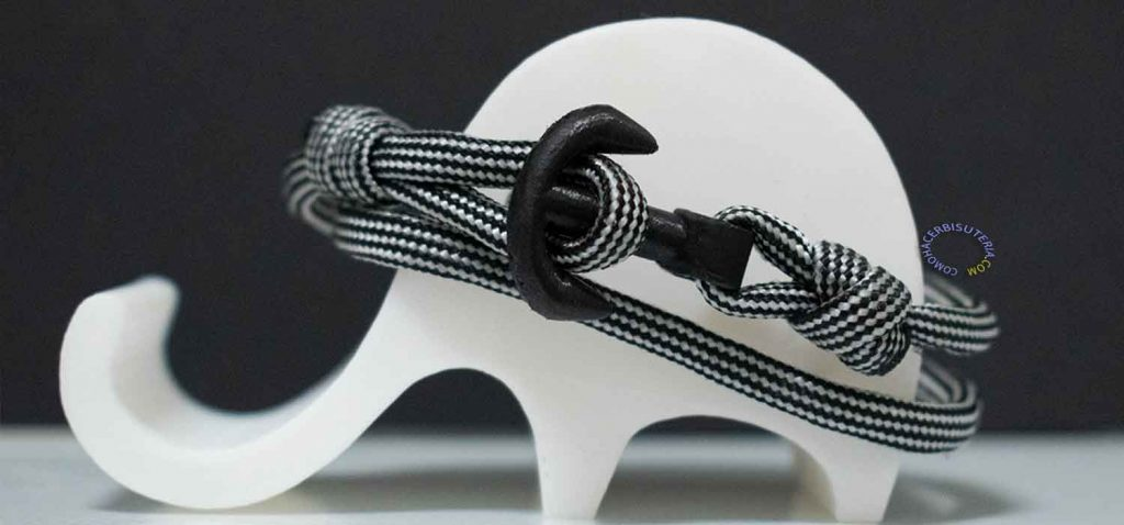 Pulsera marinera paracord original