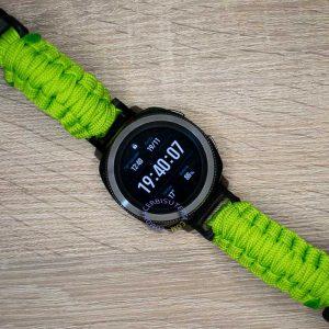 Adaptador paracord para reloj